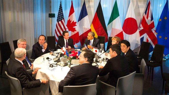 Німеччина проти відновлення формату G8, поки Росія не припинить агресію на Донбасі