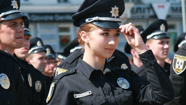 Деканоідзе розповіла про плани створити в Україні поліцейську академію