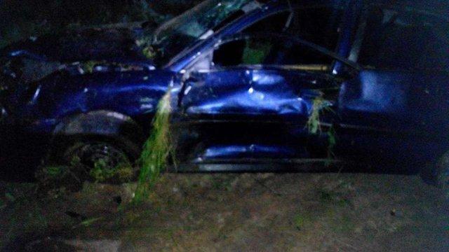 У ДТП на Львівщині одна людина загинула, ще троє травмувалися