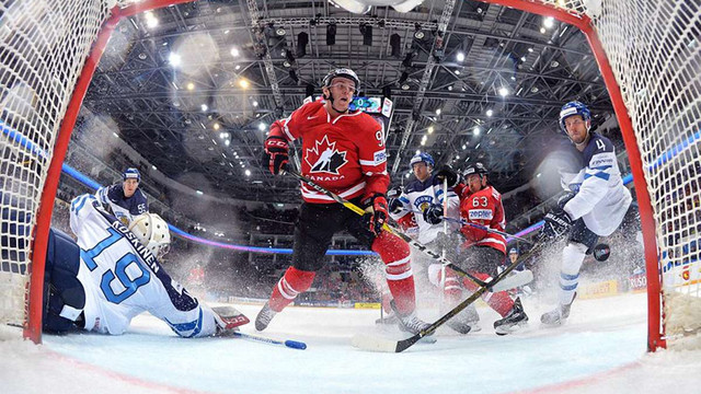 Збірна Канади виграла чемпіонат світу з хокею у Росії
