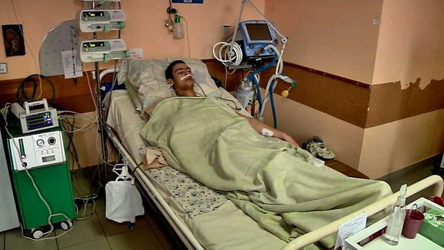 Індійські лікарі поставили Максима Стасіва  в чергу на пересадку кишківника