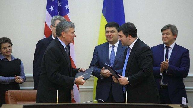 Україна підписала митну угоду зі США