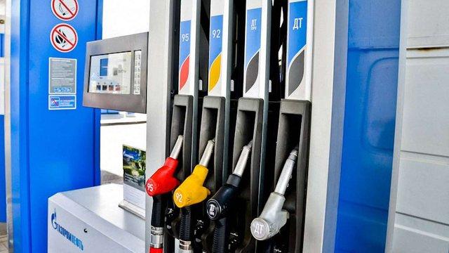 Услід за найбільшими мережами підняли вартість пального решта  АЗС