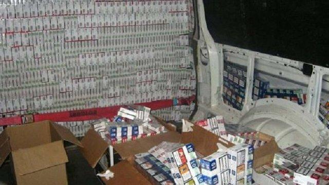 Посольство України у Словаччині заперечує свою причетність до контрабанди цигарок