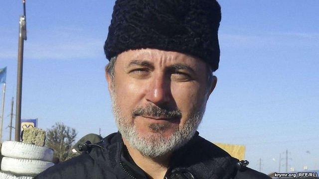 Координатор блокади окупованого Криму зізнався у подвійному громадянстві