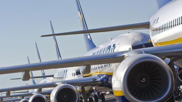Ryanair закріпить лідерство в Європі серед лоукостів різким зниженням тарифів