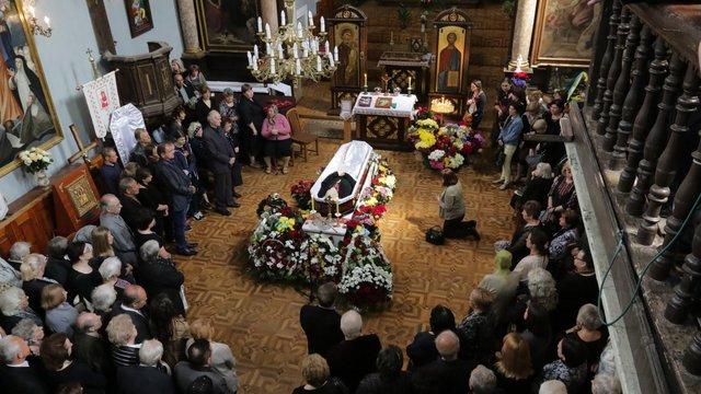 Помер засновник львівської хорової капели «Дударик» Микола Кацал