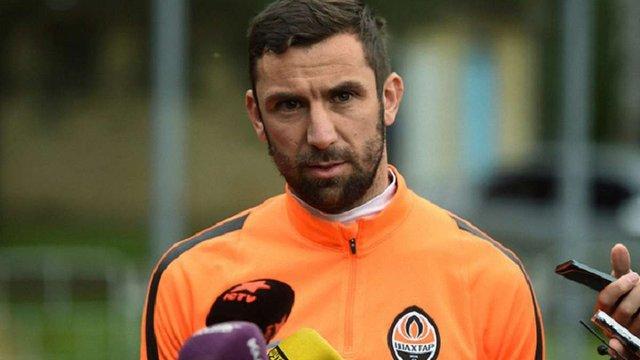 Даріо Срна продовжив контракт із донецьким «Шахтарем»