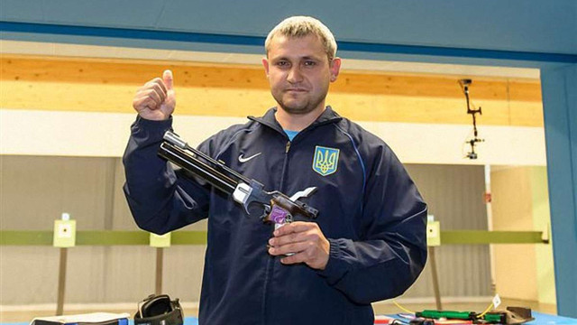 Українець виграв золоту медаль на етапі Кубка світу зі стрільби