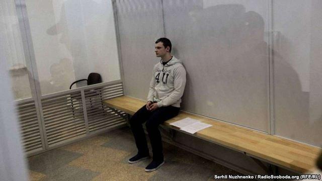 Суд залишив «азовця» Станіслава Краснова під вартою до 24 червня