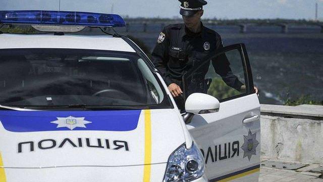На Донеччині сталося ДТП за участю поліцейських