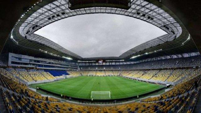 Порошенко попросив президента ФІФА пом'якшити санкції щодо «Арени Львів»