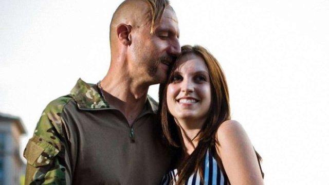 Козак Гаврилюк одружився зі студенткою