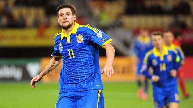 Євген Селезньов прибув у розташування збірної України в Італії