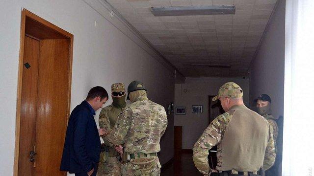 В Одесі силовики обшукують офіс соратника Саакашвілі