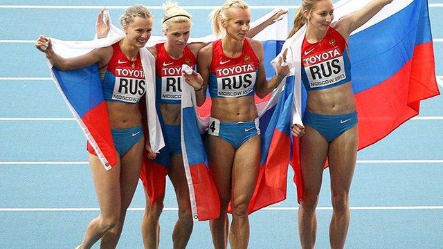Антидопінгове агентство США закликало відсторонити Росію від усіх міжнародних змагань