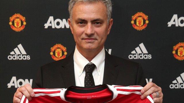Жозе Моурінью став головним тренером «Манчестер Юнайтед»