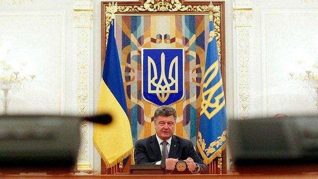 Порошенко ввів санкції проти низки російських медійників