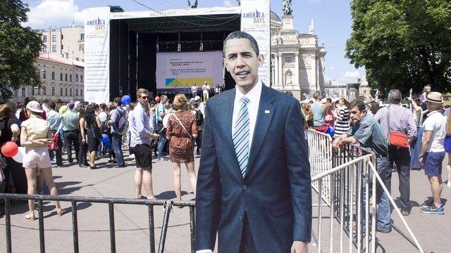 Посол США Джеффрі Пайєтт відкрив Дні Америки у Львові