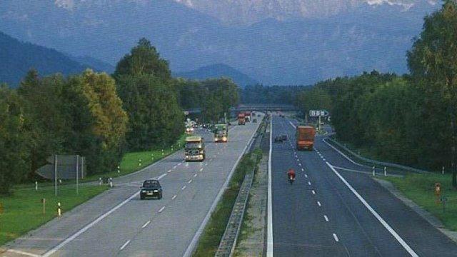 Названо дату запуску останньої ділянки автобану, що з'єднає Україну з Німеччиною