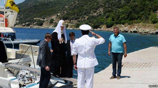 Путін разом з Кірілом спробують замолити гріхи у монастирі