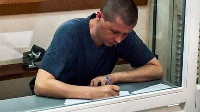 В Одесі росіянин-фігурант «справи 2 травня» знову потрапив у СІЗО
