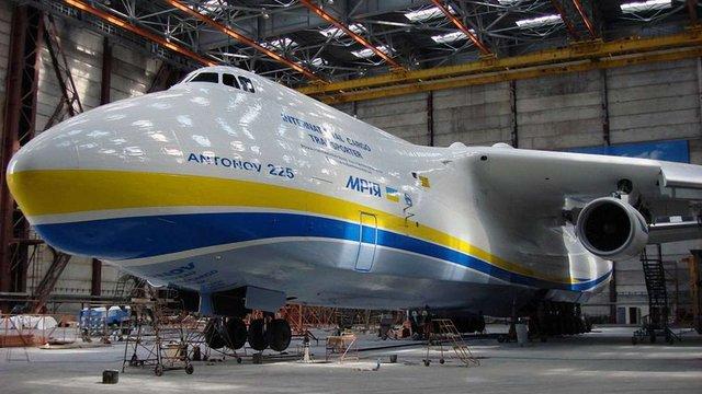 ДП «Антонов» хоче запустити серійне виробництво літака «Мрія»