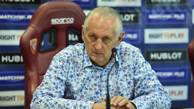 «Ми недарма звернули увагу на футболістів, які виступають в Росії», - Михайло Фоменко