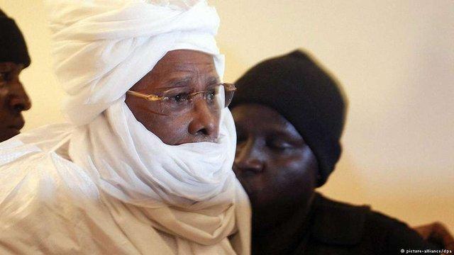 Екс-президента Чаду засуджено до довічного ув'язнення