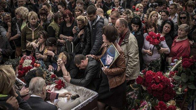 Жертвами російської агресії за два роки стали 10 тис. українців, ще 20 тис. - поранені