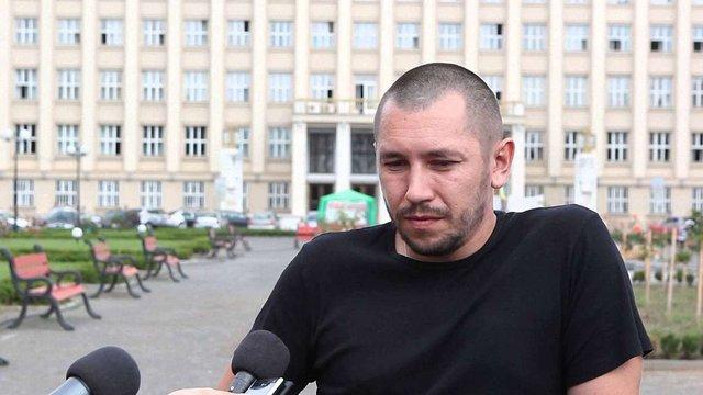 ГПУ висунула підозру у 15 злочинах керівнику закарпатського «Правого сектора»