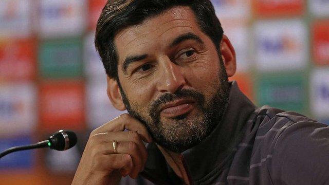 Португальський тренер Паулу Фонсека прибув до Києва для підписання контракту із «Шахтарем»