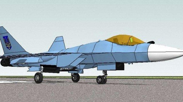 Генштаб замовив у ДП «Антонов»  розробку нового літака для ЗСУ