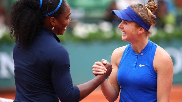 Еліна Світоліна програла першій ракетці світу в 1/8 фіналу Roland Garros