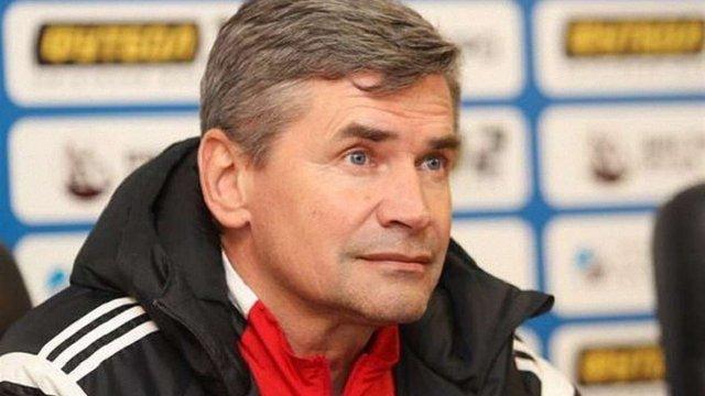 Новим головним тренером «Карпат» може стати екс-наставник запорізького «Металурга»