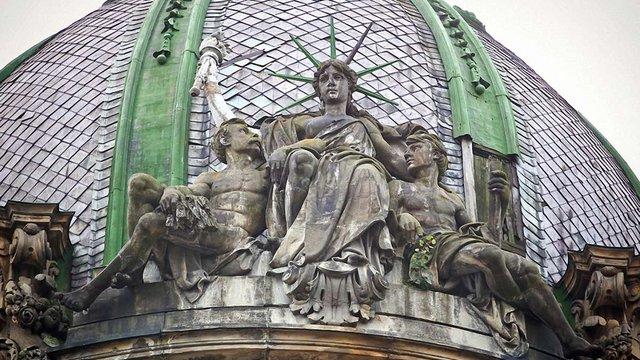 Львівську статую свободи відреставрують за ₴467 тис.