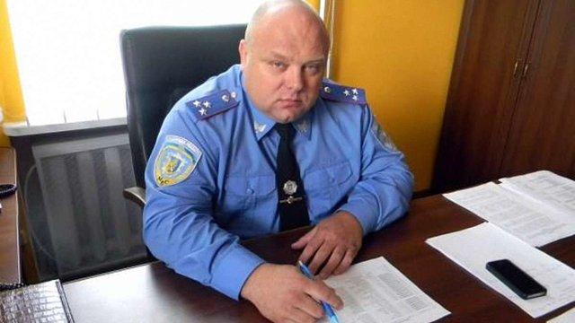 На хабарі затримали керівника Франківського відділу поліції Львова