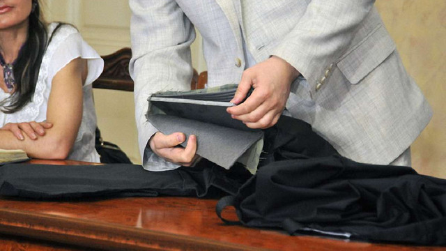 Львівський суд вдруге відпустив шахраїв, які підробляли бронежилети