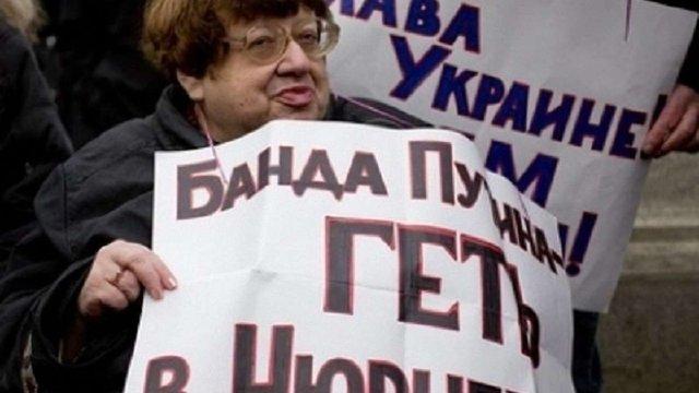 У Луцьку з'явилася вулиця Валерії Новодворської