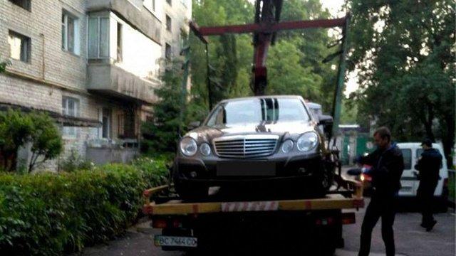 У Львові водій двічі за ніч попався нетверезим за кермом