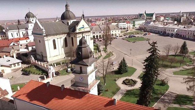 Жовква увійшла до фіналу конкурсу «Сім чудес України»