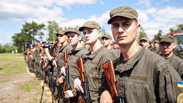 У Нацгвардії з'явився спецпідрозділ швидкого реагування за стандартами НАТО