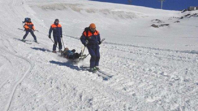 На Ельбрусі та Казбеку загинули українські альпіністи