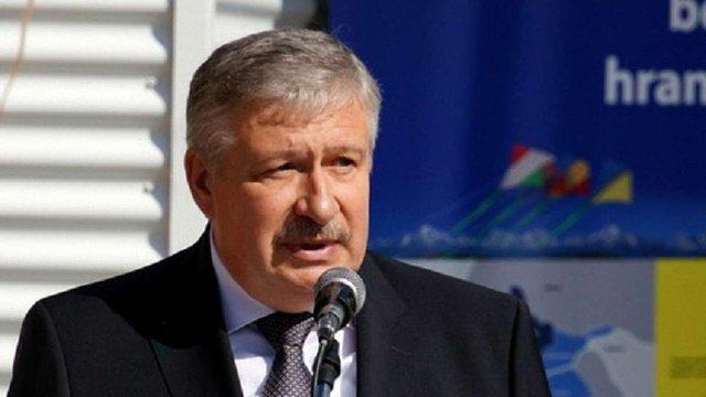 Порошенко звільнив посла України в Словаччині