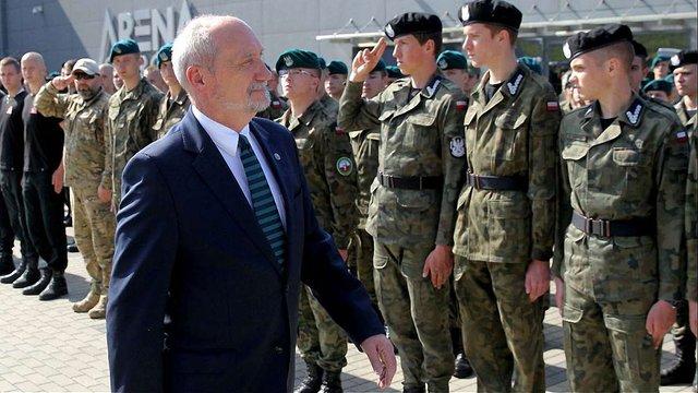 Польща створює загони самооборони на випадок російської агресії
