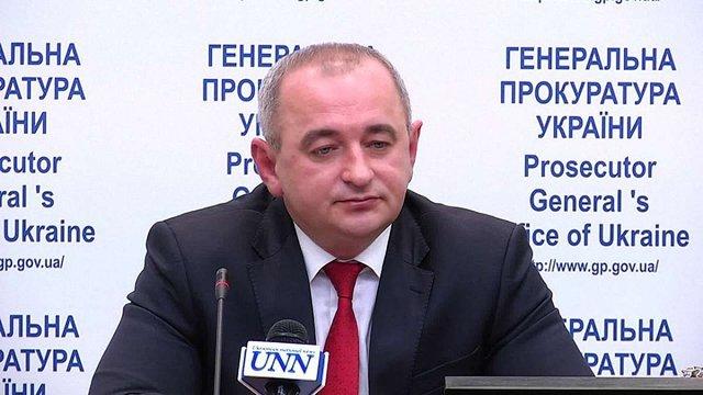 Заступника Миколаївської ОДА затримали під час отримання хабара в $100 тис. – Матіос