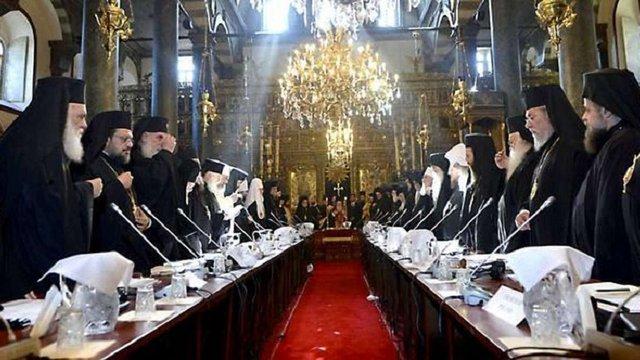 Болгарська церква оголосила бойкот Вселенському православному Собору