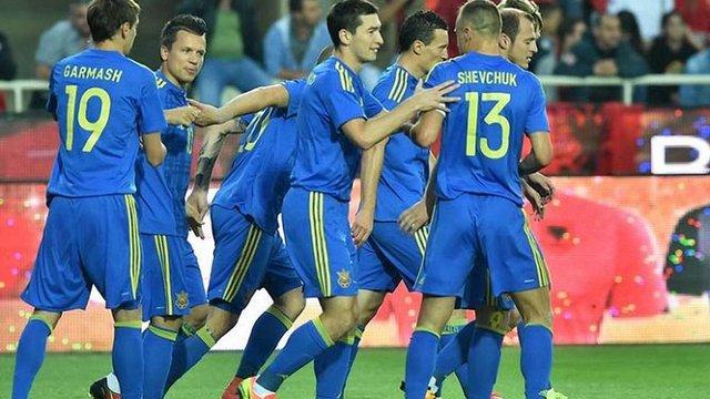 Збірна України вирвала перемогу у Албанії в товариському матчі
