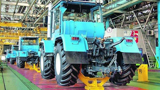 СБУ не дала вивезти до Росії обладнання Харківського тракторного заводу