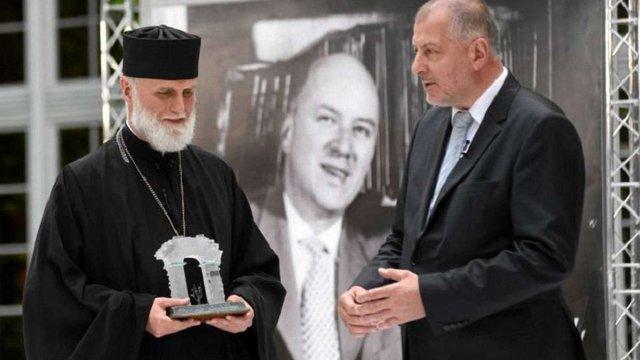 Президент УКУ отримав почесну нагороду у Польщі